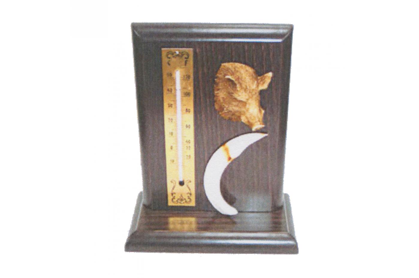940821  Figura Trofeo Termometro Con Amoladera 23x17