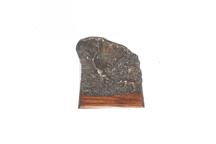 941129  Agarre Ciervo Bronce 19x20